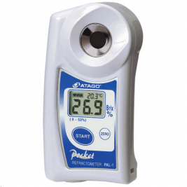 Digital Handheld Pocket Refractometers PAL Series