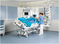 LINET - Critical Care Unit bed