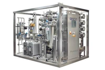 Puretech GENESYS Pure Water Generation with Thermal Sanitisation